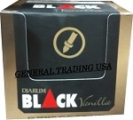 DJARUM BLACK VANILLA 120 FILTERED CIGAR
